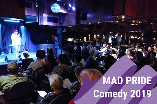 Mad Pride Comedy 2019