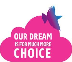 more choice