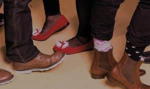 services shoes